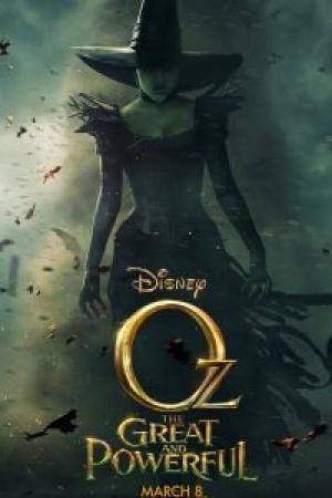 Oz The Great and Powerful ออซ มหัศจรรย์พ่อมดผู้ยิ่งใหญ่ - Cover