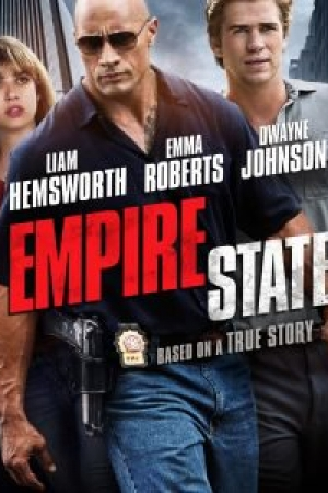 Empire State (2013) แผนปล้นคนระห่ำ - Cover