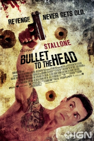 Bullet to the Head (2012) กระสุนเดนตาย - Cover