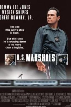 U.S. MARSHALS (1998) - คนชนนรก - Cover