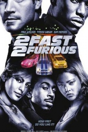 Fast 2 2 Fast 2 Furious (2003) เร็วคูณ 2 ดับเบิ้ลแรงท้านรก - Cover