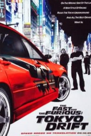 THE FAST AND THE FURIOUS 3 (2006) TOKYO DRIFT เร็ว…แรงทะลุนรก ซิ่งแหกพิกัดโตเกียว - Cover