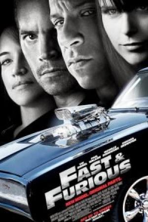 Fast and Furious 4 เร็วแรงทะลุนรก 4 ยกทีมซิ่ง แรงทะลุไมล์ - Cover