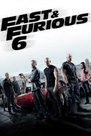 Fast 6 Furious 6 (2013) เร็ว..แรงทะลุนรก 6 - Cover