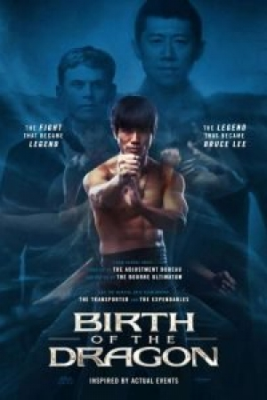 Birth of the Dragon (2017) บรูซลี มังกรผงาดโลก - Cover