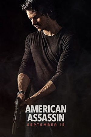 American Assassin (2017) อหังการ์ ทีมฆ่า - Cover