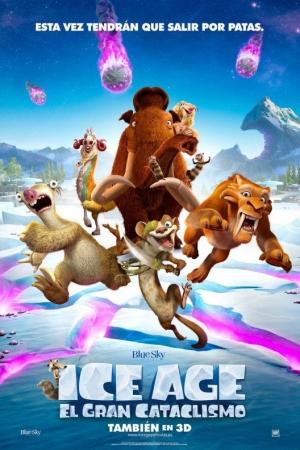 Ice Age 5: Collision Course ไอซ์ เอจ 5: ผจญอุกกาบาตสุดอลเวง  - Cover