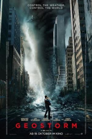 Geostorm (2017) : จีโอสตอร์ม เมฆาถล่มโลก - Cover