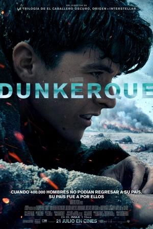 Dunkirk (2017) ดันเคิร์ก - Cover