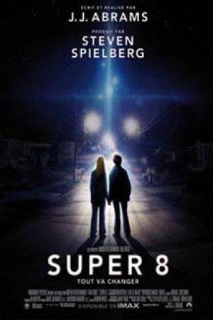 super 8 มหาวิบัติลับสะเทือนโลก - Cover