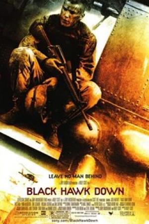 BLACK HAWK DOWN (2001) ยุทธการฝ่ารหัสทมิฬ - Cover