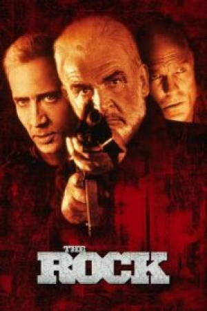 THE ROCK (1996) เดอะ ร็อก ยึดนรกป้อมมหากาฬ - Cover