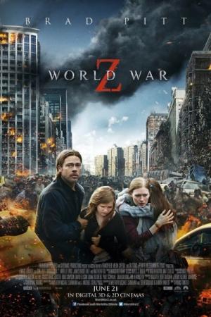 World War Z มหาวิบัติสงคราม Z - Cover