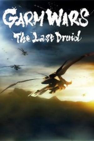 Garm Wars- The Last Druid (2014) สงครามล้างพันธุ์จักรวาล - Cover