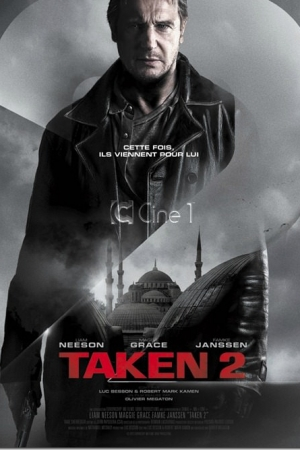 Taken 2 เทคเคน 2 ฅนคม ล่าไม่ยั้ง (2012)