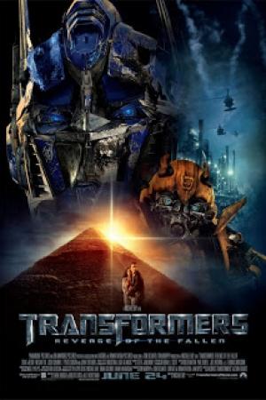 Transformers 2 อภิมหาสงครามแค้น