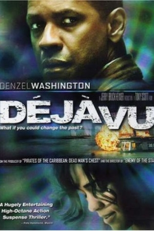 DEJA VU (2006) - เดจาวู ภารกิจเดือด ล่าทะลุเวลา - Cover