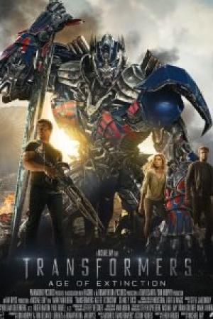 Transformers 4 Age of Extinction ทรานส์ฟอร์เมอร์ส มหาวิบัติยุคสูญพันธุ์  - Cover