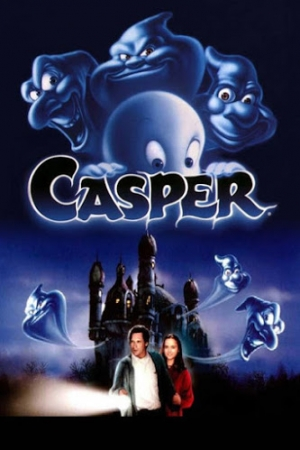 Casper (1995) : แคสเปอร์.. ใครว่าโลกนี้ไม่มีผี - Cover