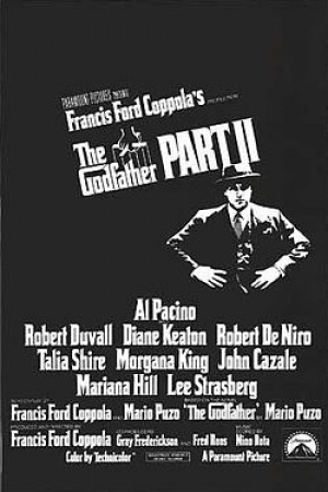 The Godfather 2 (1974) เดอะ ก็อดฟาเธอร์ 2 - Cover