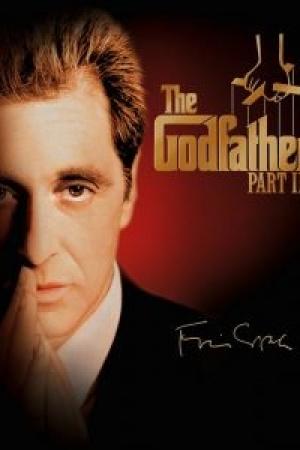 The Godfather 3 เดอะ ก็อดฟาเธอร์ 3 (1990) - Cover
