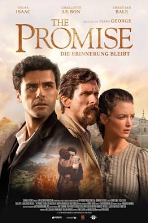 The Promise (2016) สัญญารัก สมรภูมิรบ - Cover