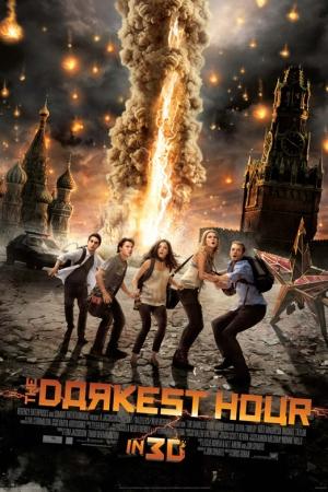 The Darkest Hour (2011) : มหันตภัยมืดถล่มโลก  - Cover