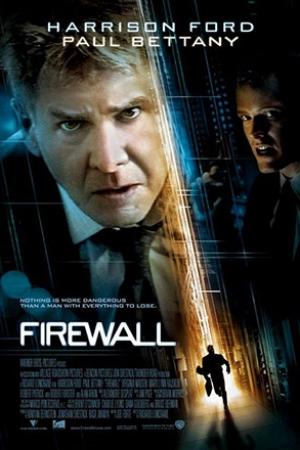 Firewall (2006) หักดิบระห่ำ แผนจารกรรมพันล้าน - Cover