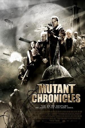 The Mutant Chronicles (2008) 7 พิฆาต ผ่าโลกอมนุษย์ - Cover