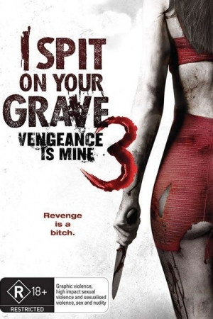 I Spit on Your Grave 3 Vengeance is Mine (2015) เดนนรกต้องตาย 3 - Cover