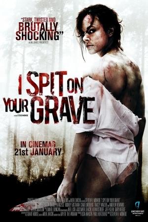 I Spit on Your Grave 1 (2010) เดนนรกต้องตาย 1 - Cover