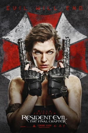 Resident Evil: The Final Chapter (2017) ผีชีวะ 6 อวสานผีชีวะ