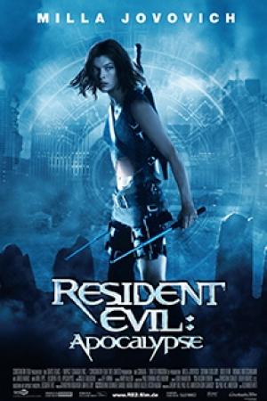 Resident Evil 2 Apocalypse – ผีชีวะ 2 ผ่าวิกฤตไวรัสสยองโลก 2004 - Cover
