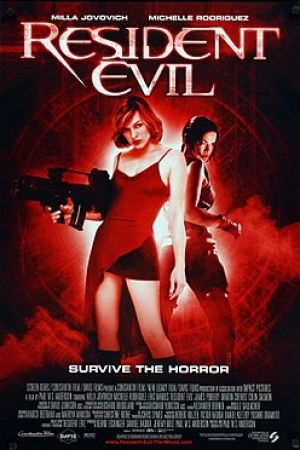 Resident Evil 1 ผีชีวะ 1 (2002) - Cover