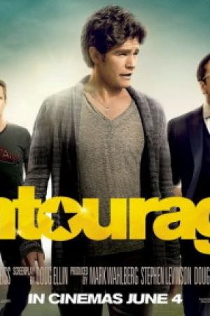 Entourage The Movie (2015) : เอนทูราจ กอดคอกันดัง - Cover