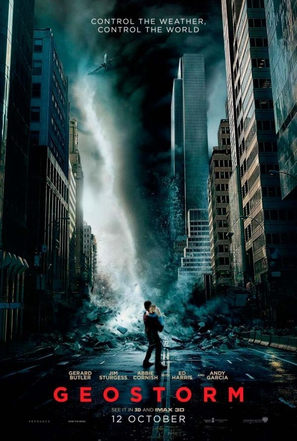 Geostorm 2017 เมฆาถล่มโลก