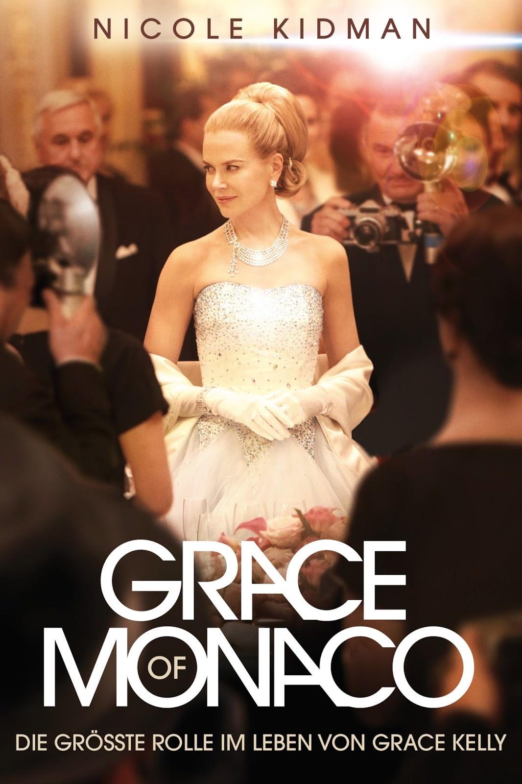 GRACE OF MONACO - เกรซ ออฟ โมนาโก (2014) - Cover