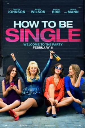 How to Be Single (2016) - ฮาว-ทู โสด แซ่บ - Cover