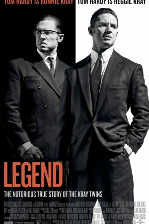 Legend (2015) - อาชญากรแฝด แสบมหาประลัย - Cover