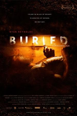 Buried (2010) - คนเป็นฝังทั้งเป็น - Cover