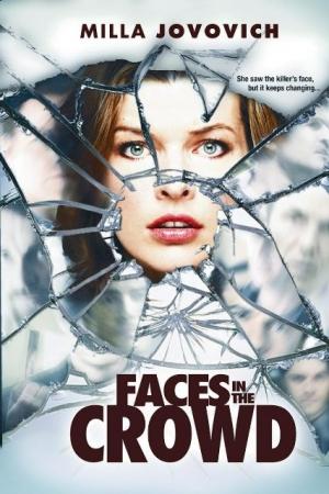 Faces in the Crowd (2011) ซ่อนผวา...รอเชือด - Cover