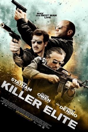 Killer Elite (2011) : 3 โหดโคตรพันธุ์ดุ - Cover
