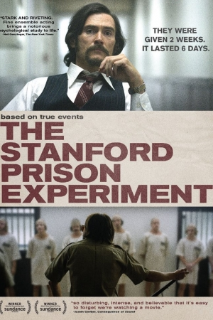 The Stanford Prison Experiment (2015) - สแตนฟอร์ด คุกนรกจำลอง - Cover