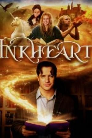 Inkheart (2008): เปิดตำนานอิงค์ฮาร์ท มหัศจรรย์ทะลุโลก - Cover