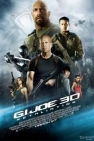 G.I. Joe 2 Retaliation Extended Cut (2013) จีไอโจ สงครามระห่ำแค้นคอบร้าทมิฬ 2 - Cover