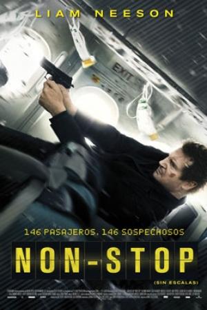 Non Stop (2014) - เที่ยวบินระทึก ยึดเหนือฟ้า - Cover