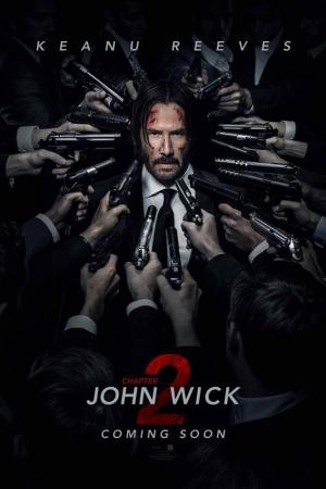 John Wick Chapter 2 จอห์น วิค แรงกว่านรก 2 - Cover