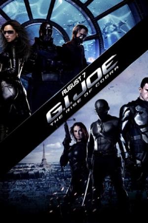 G.I. Joe 1: The Rise of Cobra (2009) จี.ไอ.โจ 1: สงครามพิฆาตคอบร้าทมิฬ  - Cover