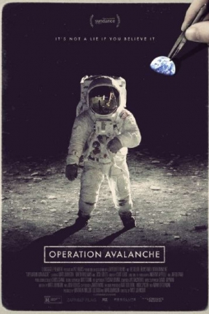 Operation Avalanche (2016) : ปฏิบัติการลวงโลก - Cover