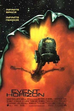 Event Horizon (1997) ผ่านรกสุดขอบฟ้า - Cover
